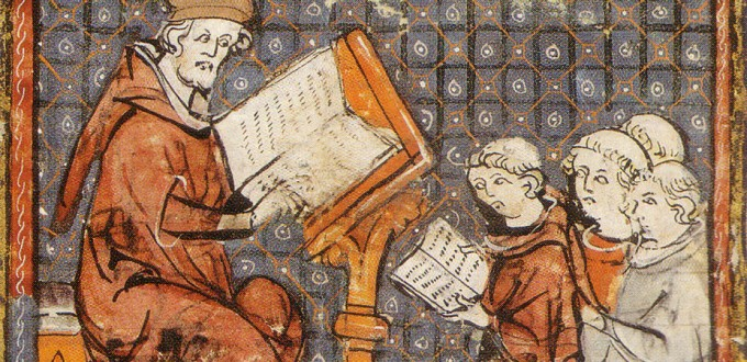 Philosophy Monday: The Birth of Education